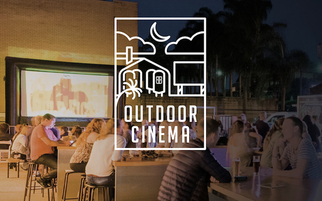 BURLEIGH BREWING OUTDOOR CINEMA