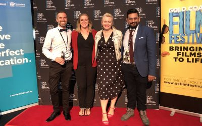 WORK WITH GOLD COAST FILM FESTIVAL
