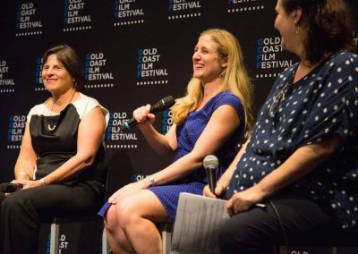 GCFF PANEL Sue Maslin and Megan Riakos