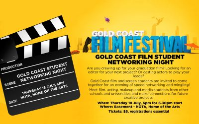 Gold Coast Student Networking Event