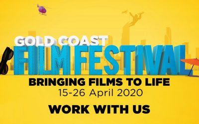 Work with Gold Coast Film Festival!