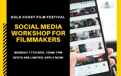 Social Media Workshop for Filmmakers