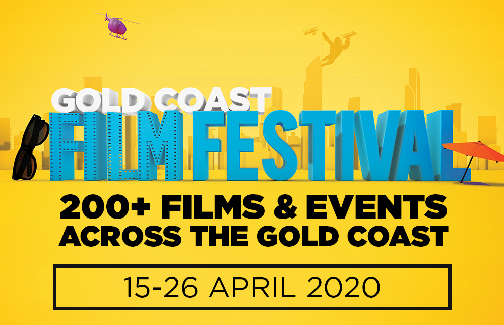 Films, events and screen legends coming to the Gold Coast this April