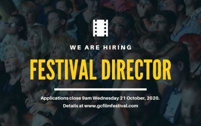 WE ARE HIRING – FESTIVAL DIRECTOR