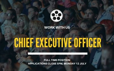 Work with us: Chief Executive Officer